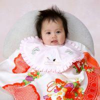 お宮参りのママ・赤ちゃんの服装は?おすすめのレンタルスーツ・ワンピース