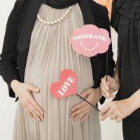 【妊婦さんの結婚式参列】妊娠中期・後期・臨月のマタニティドレス選び