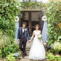 【アンジェパティオの結婚式お呼ばれ】緑あふれる渋谷のおしゃれレストラン