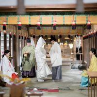 【伊曽乃神社の結婚式お呼ばれ】1800年以上の歴史を持つ荘厳な神前結婚式