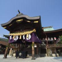 【石清尾八幡宮の結婚式お呼ばれ】純然たる日本文化を感じられる神前結婚式