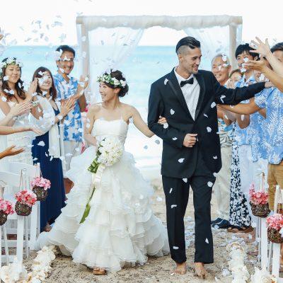 グアム結婚式お呼ばれ!常夏の島の服装もこれで完璧!