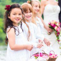 子連れでの結婚式参列 おすすめの服装(ドレス・ワンピース)