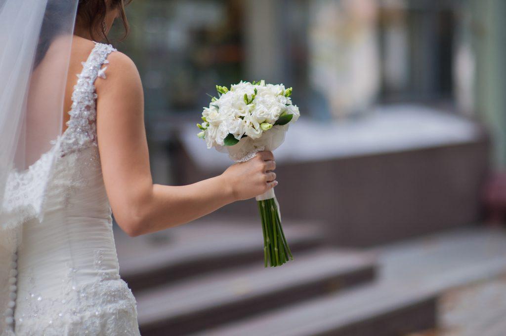 6月の結婚式!