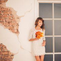 結婚式にも!レース素材のドレス・ワンピースで優雅なひとときを