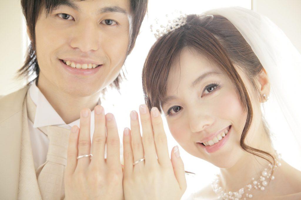 結婚式 夫婦 指輪
