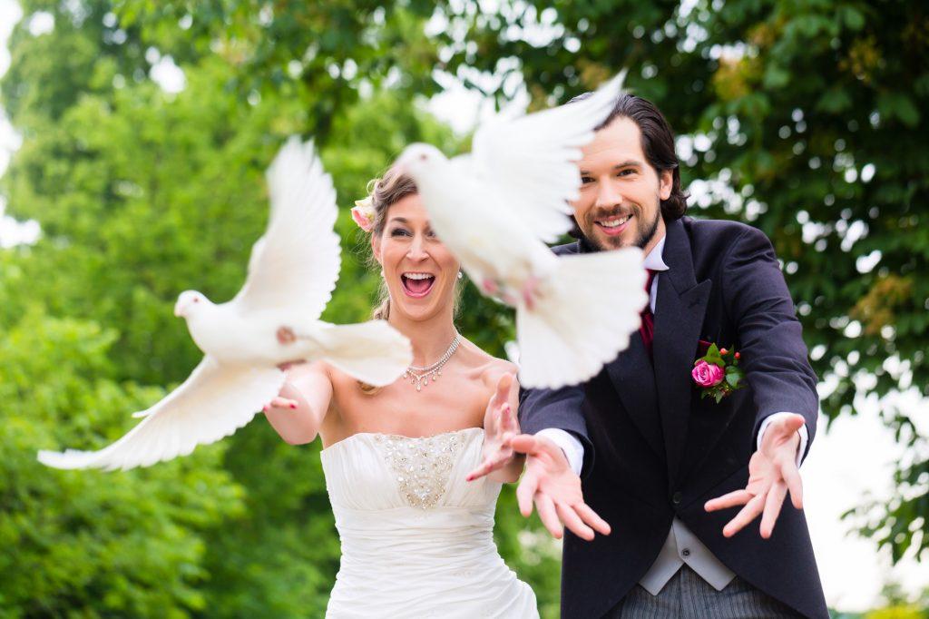 結婚式の写真係 素敵な瞬間