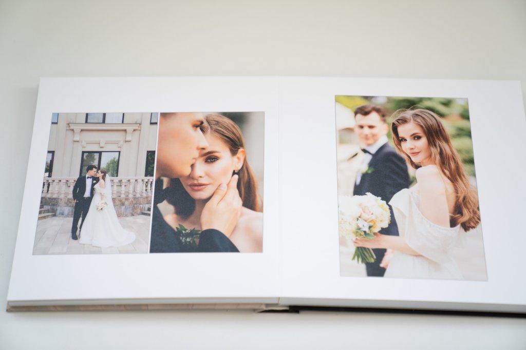 結婚式 写真本