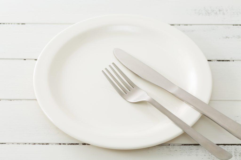 食べ終えた後は