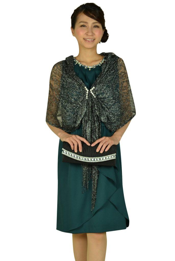 1655526afd028 結婚式の羽織りはショールで!コーディネートからマナーまで大解剖 ...