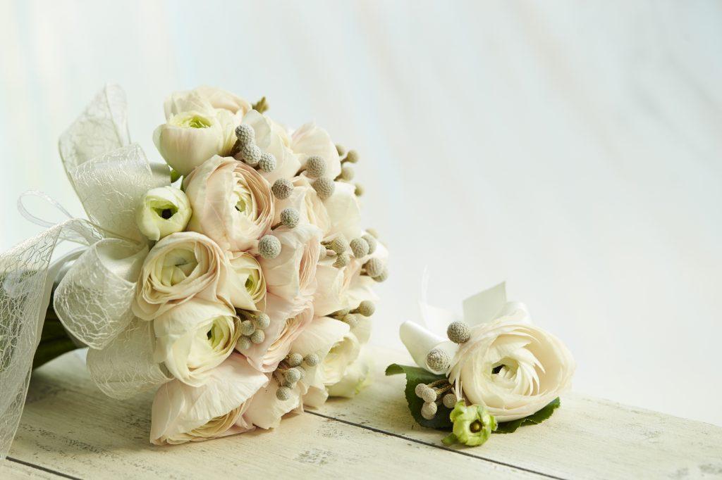 結婚式(ブーケ)