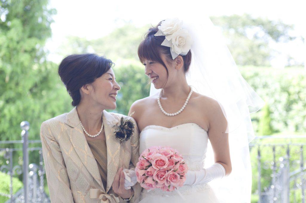 母親の結婚式洋装