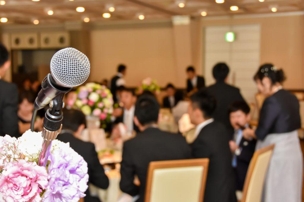 結婚式 友人スピーチ 男