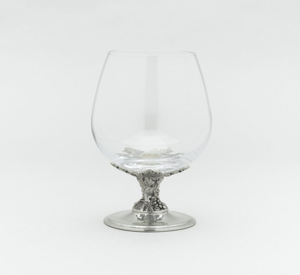 ペアの高級グラス