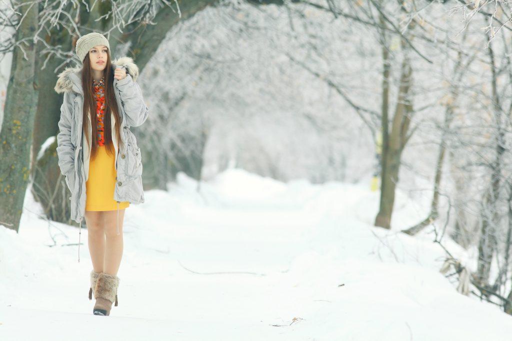 冬の結婚式(12月・1月・2月)の服装 ドレスはみんなこう選んでいる!