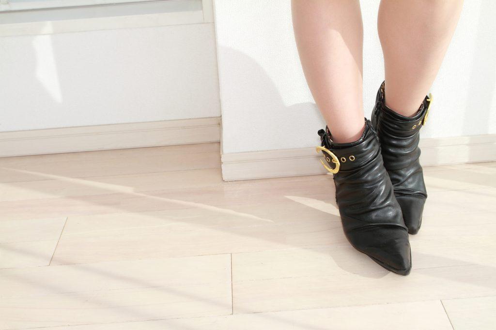 冬の靴選びは大丈夫?