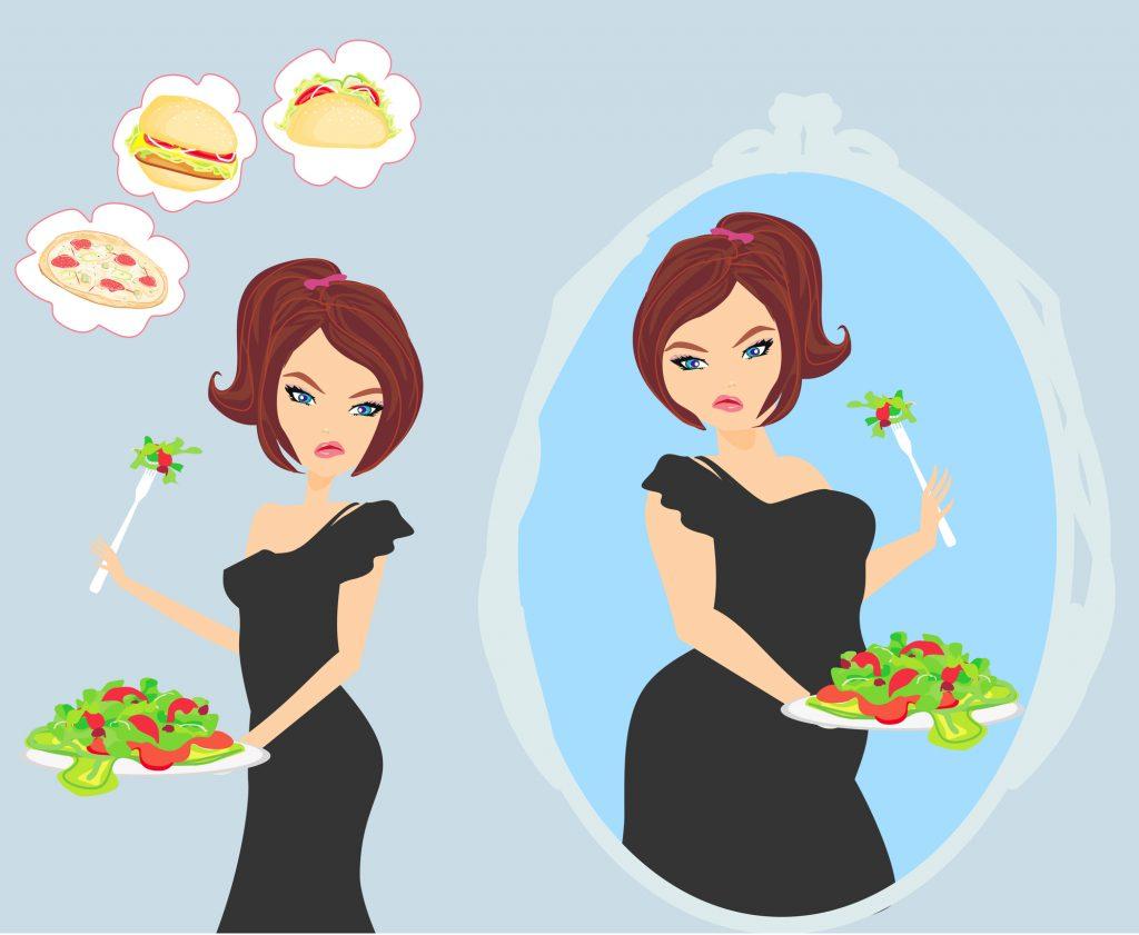 妊婦体型をカバー