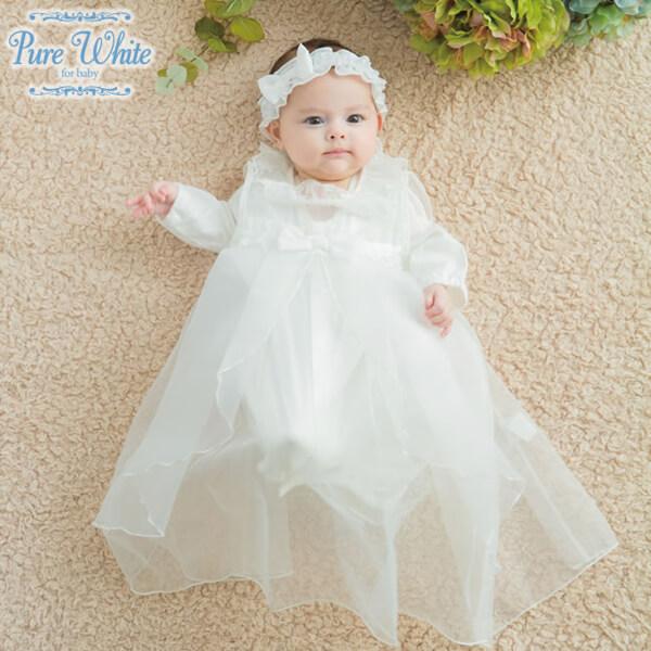 純白のセレモニードレス