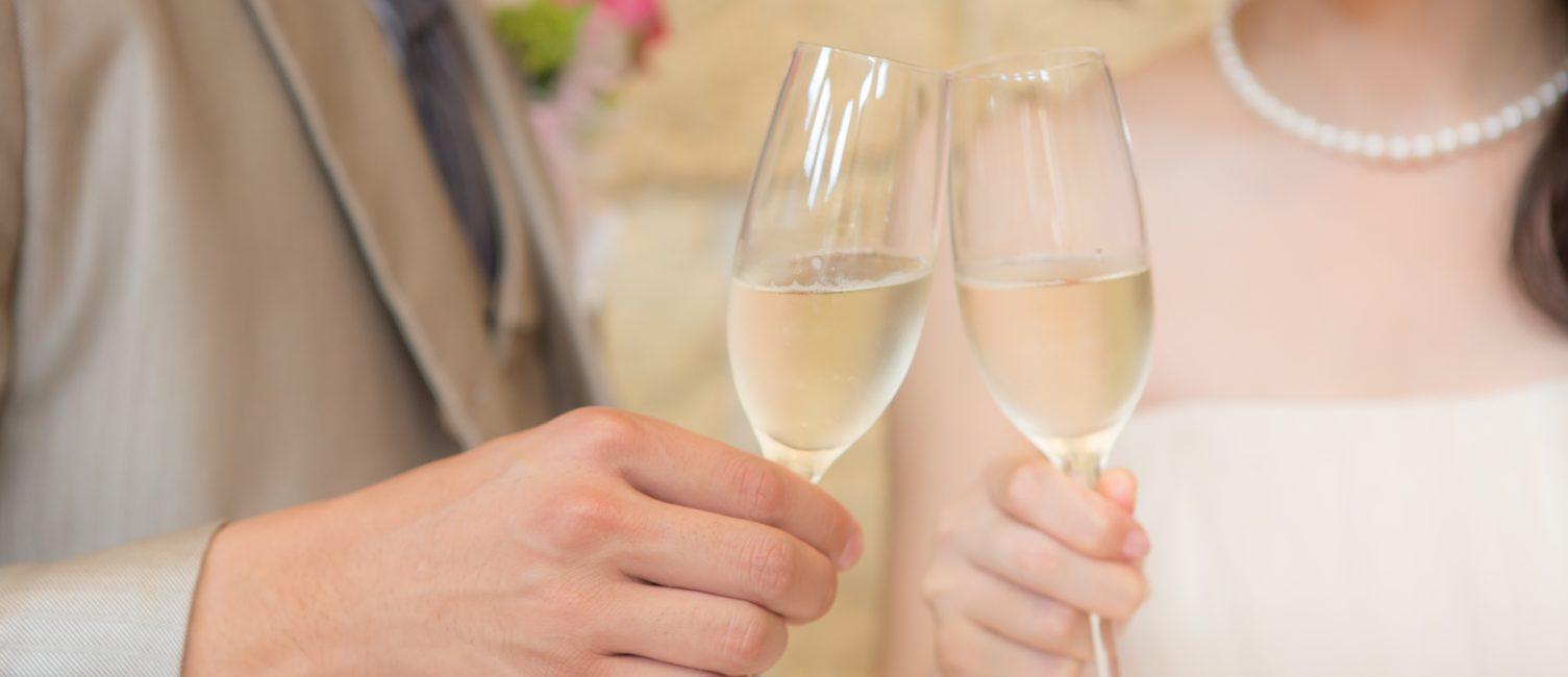 結婚式 披露宴での乾杯の挨拶 成功するスピーチ文例 マナーまとめ