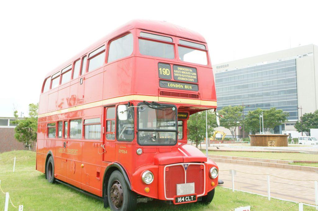 ロンドンバス女子会