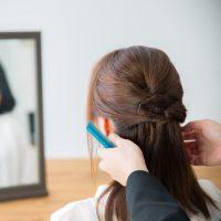 【ミディアム】かわいい結婚式の髪型が必ず見つかる!ヘアアレンジ集