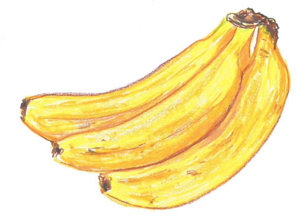バナナ体型