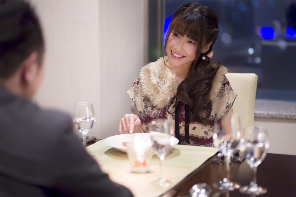 外食デートで特別感を味わう