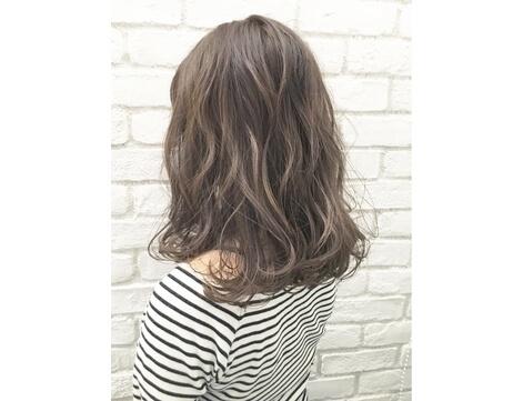 華やかな髪型