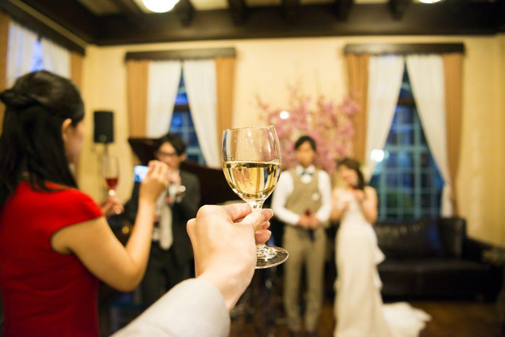 主賓、乾杯、祝辞を依頼したゲスト