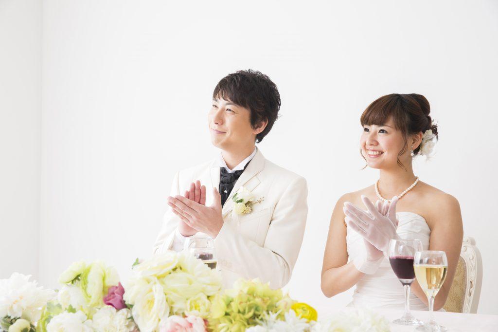 結婚式祝辞を述べるときの 高感度の高い話し方
