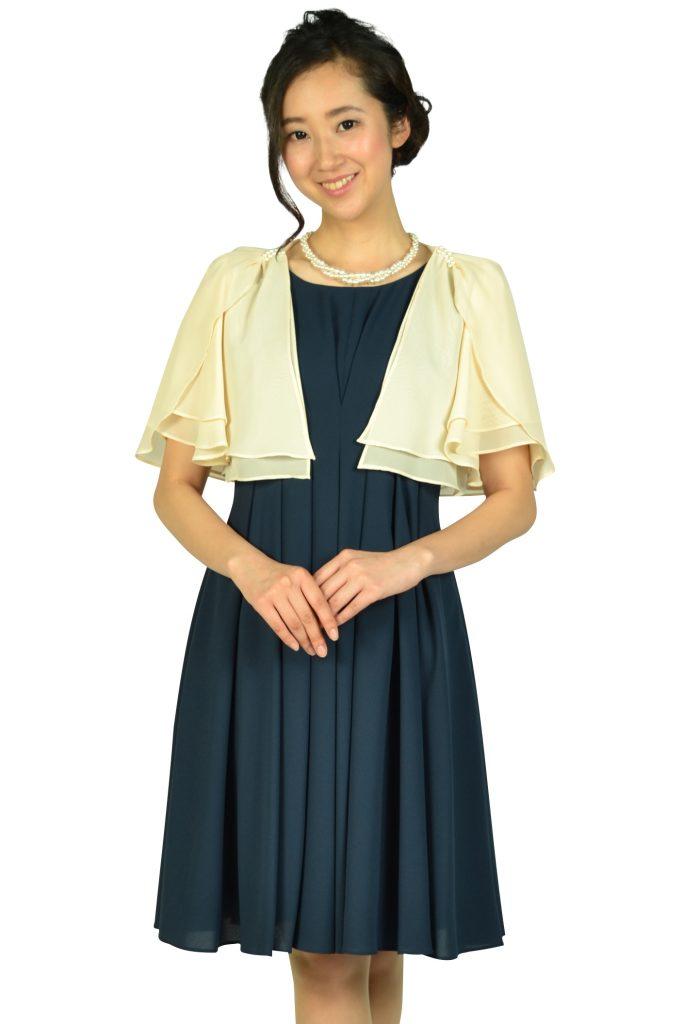 565b26e416a97 お呼ばれドレスで二の腕カバー! 着痩せテクニックを教えます - IKINA ...