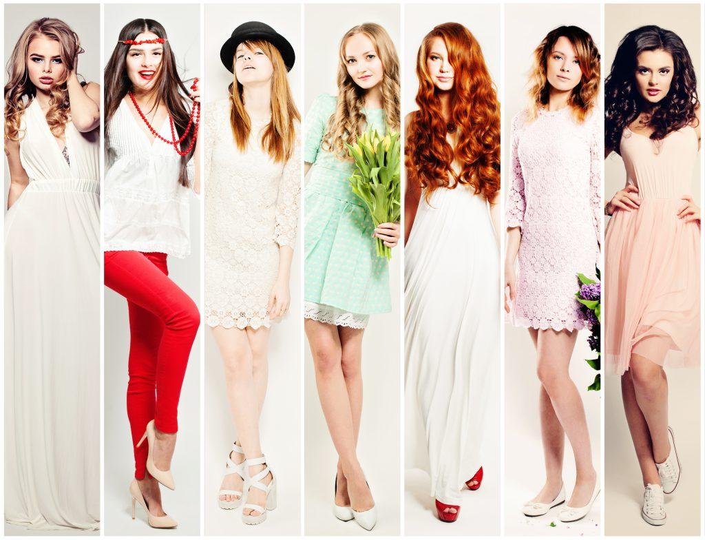 トレンドデザインならファストファッションブランド!