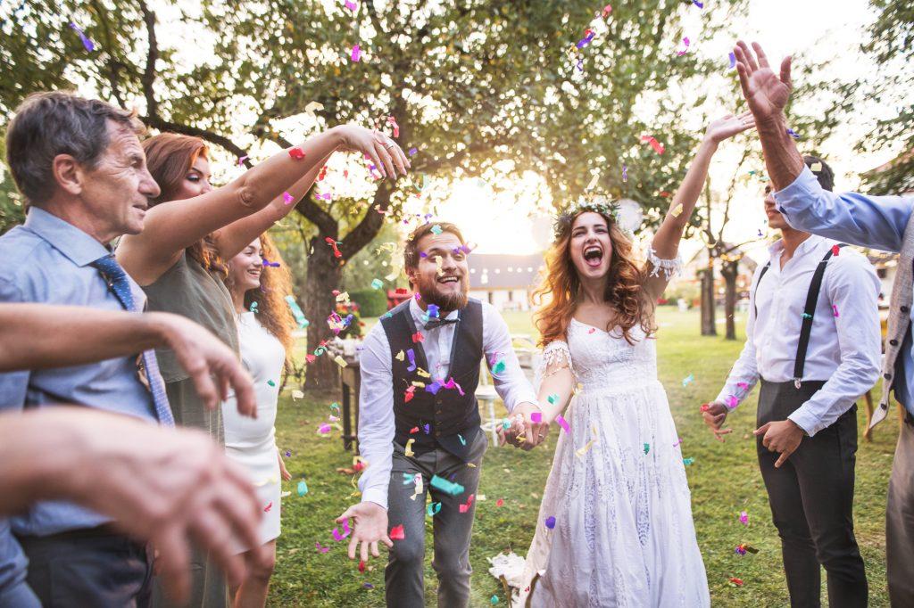 大切な友人の結婚式!余興を大成功させてお祝いしよう