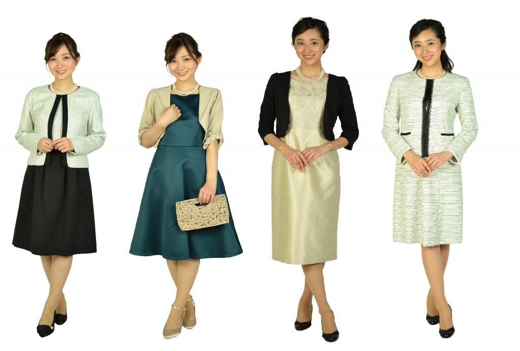 <女性編>表彰式服装のポイント