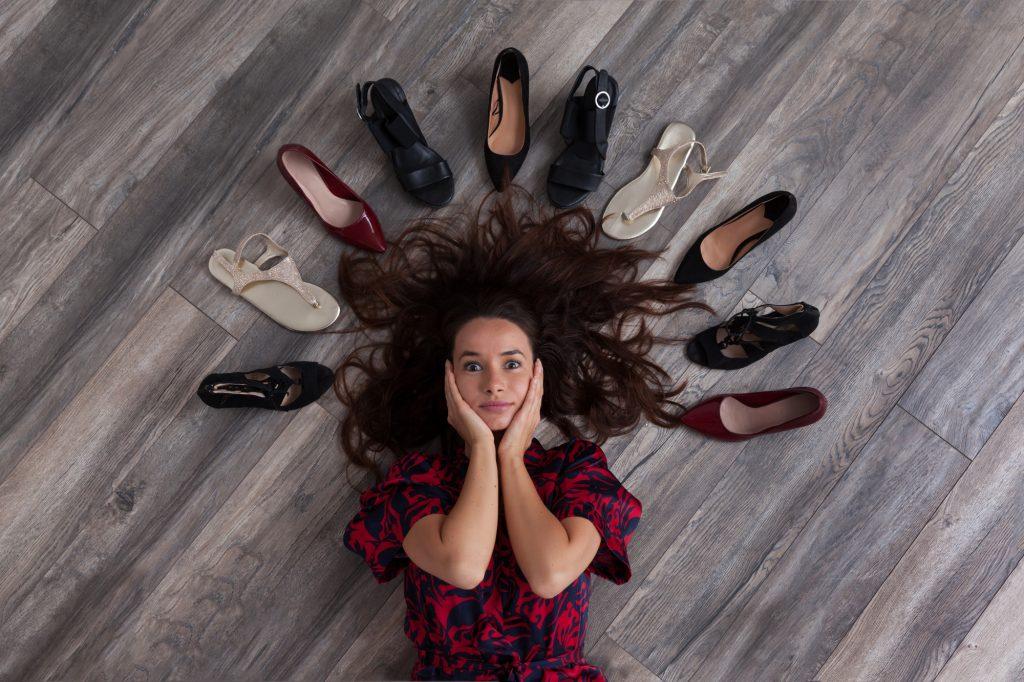 デザインで選ぶレンタル靴