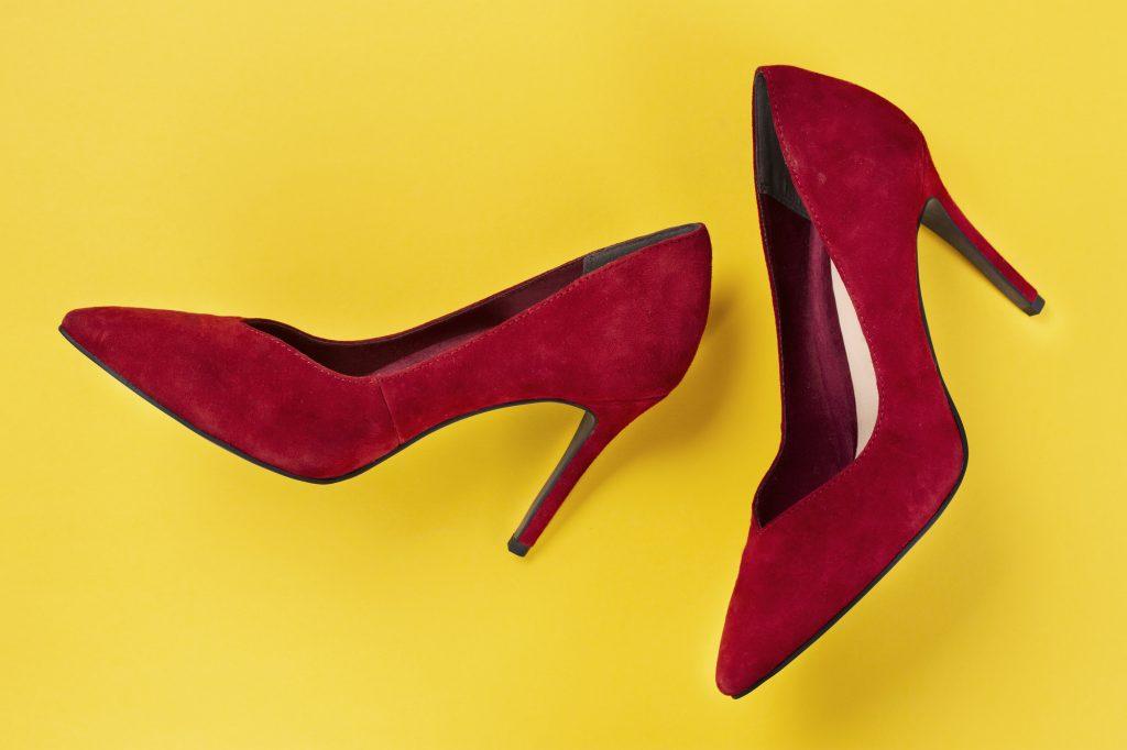 気になる足と靴のサイズ感
