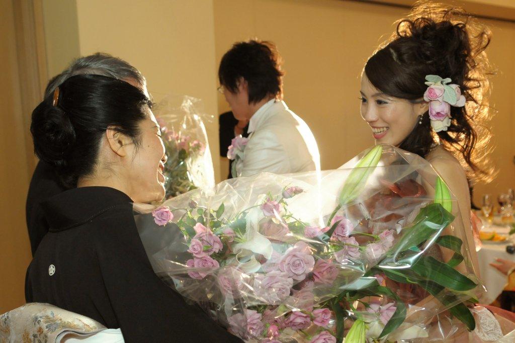 結婚式における両親の挨拶マナー