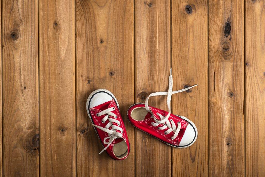 履きなれた靴