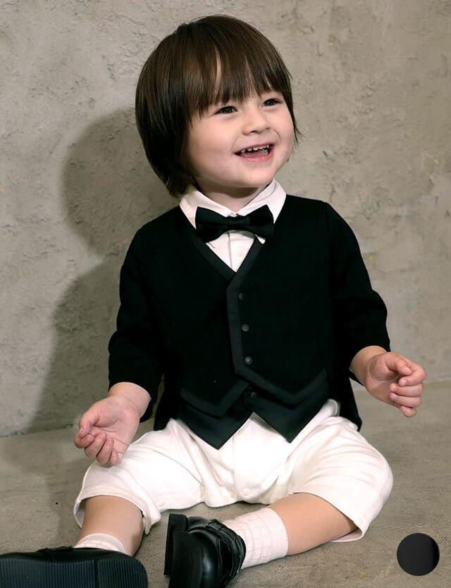 SWEET MOMMYベビーフォーマル 3点セット 燕尾服