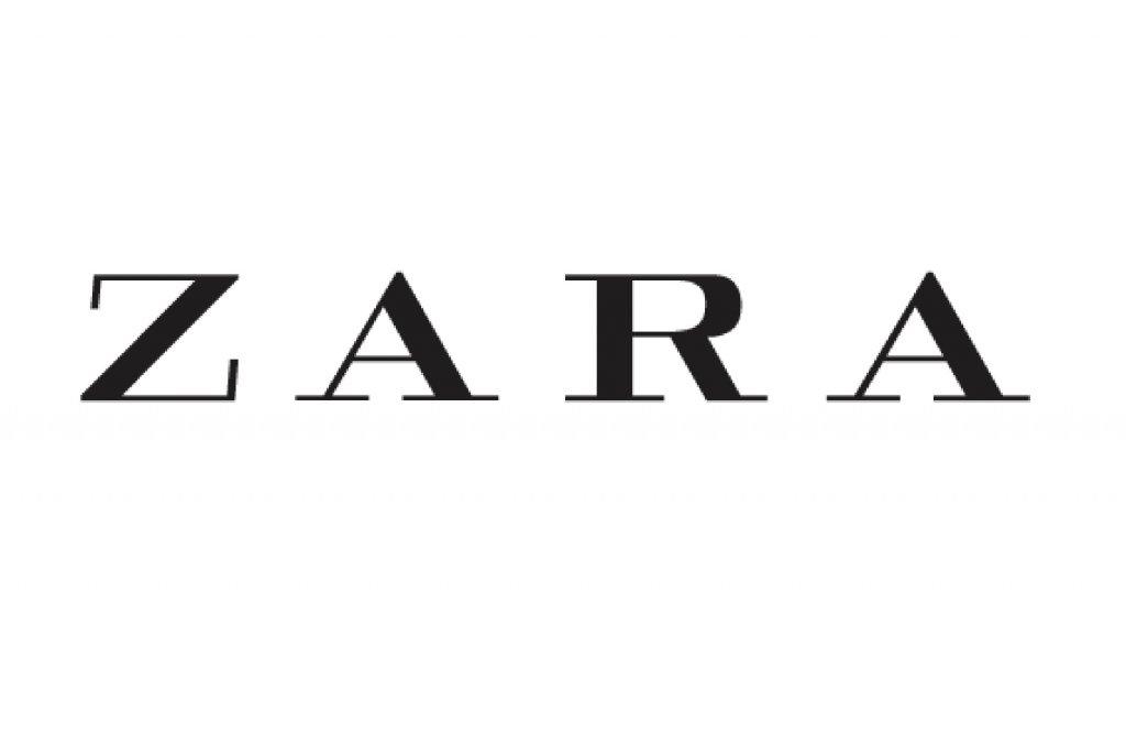 ZARA ザラ ロゴ