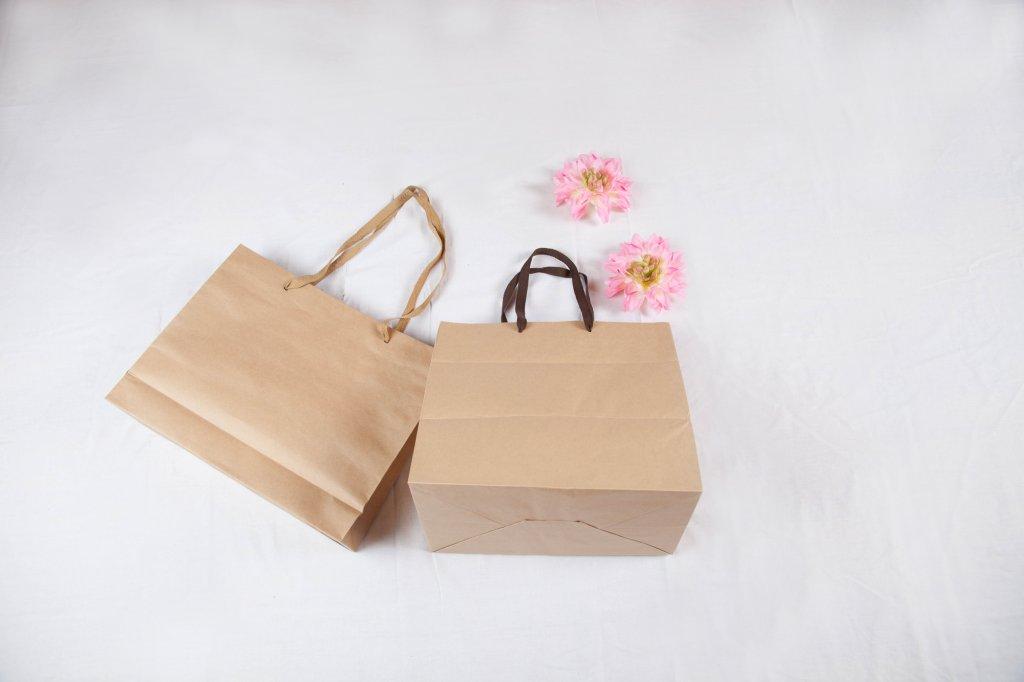 サブバッグを紙袋で代用するのはNG