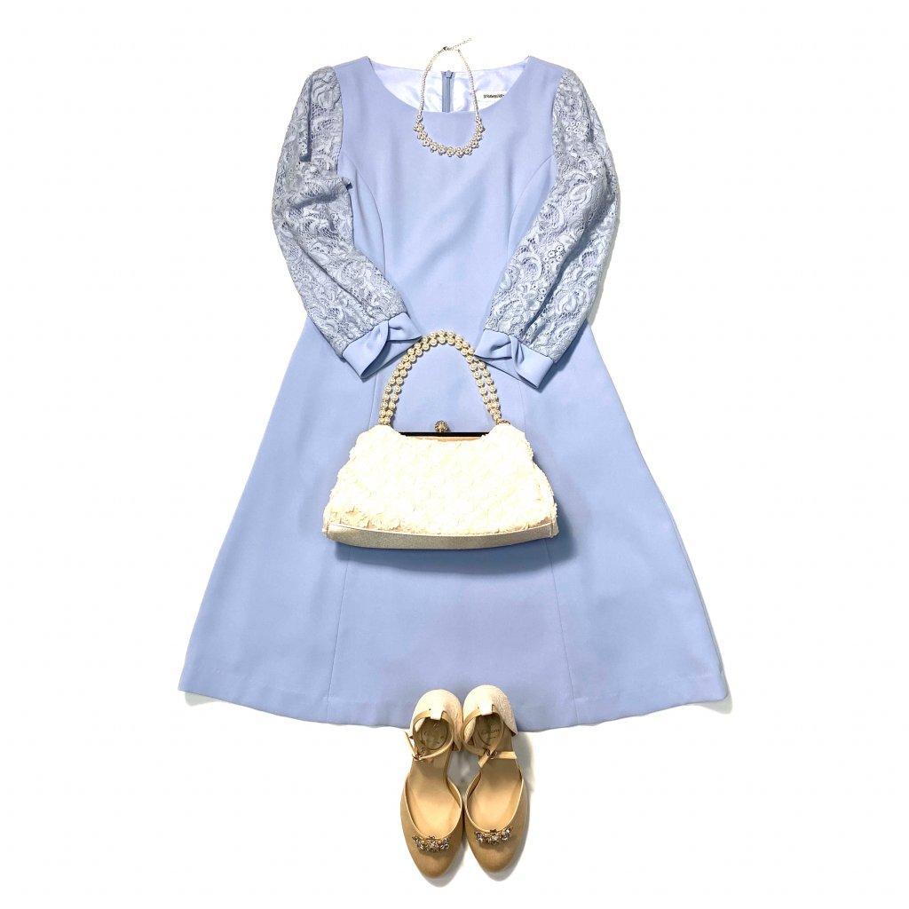 ドレスのコーディネート術