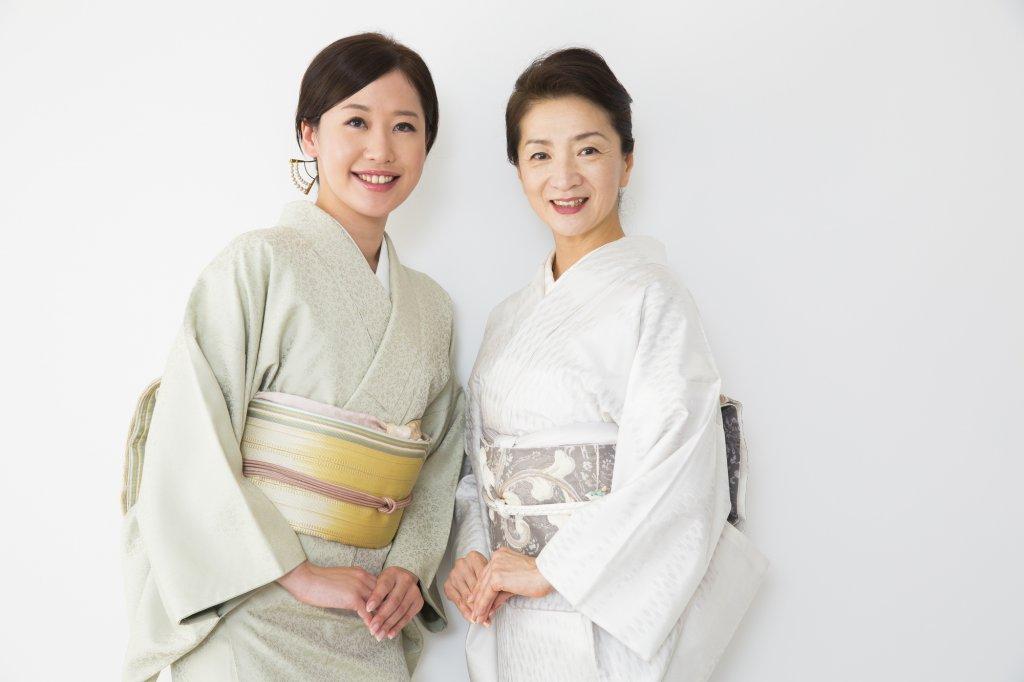 日本の文化で着飾るおすすめの着物