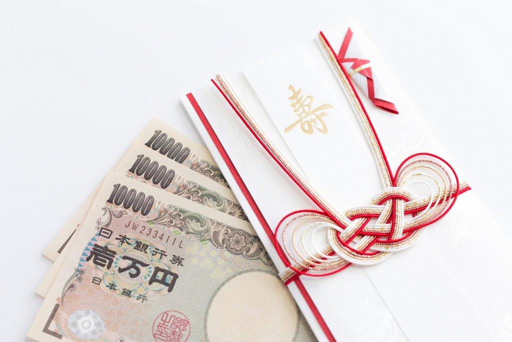 結婚祝いの金額