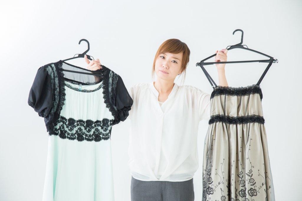 大きいサイズのレンタルドレス選び