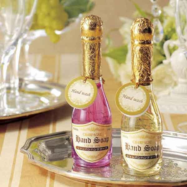シャンパンみたいなハンドソープ