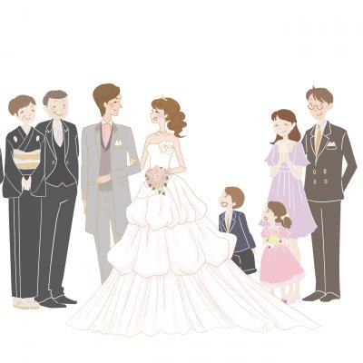 結婚式で姉妹・兄弟にふさわしい服装は?マナーや注意点も