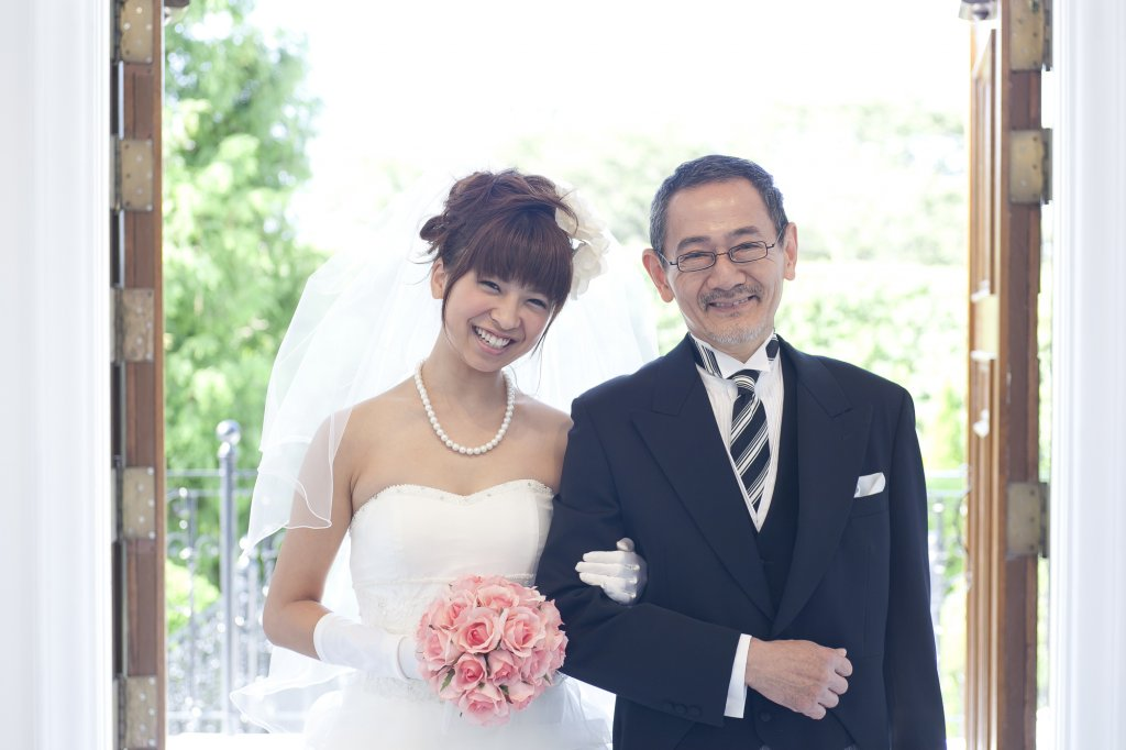 父親 結婚式の服装