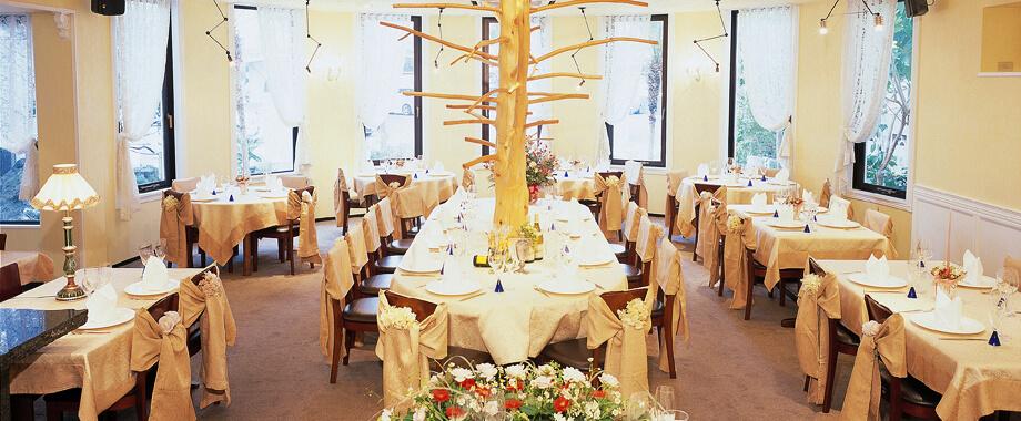 ウエディングレストラン デューン