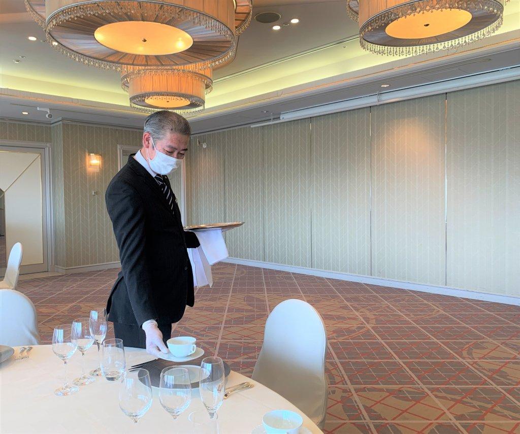 スイスホテル南海大阪 - コロナ対策